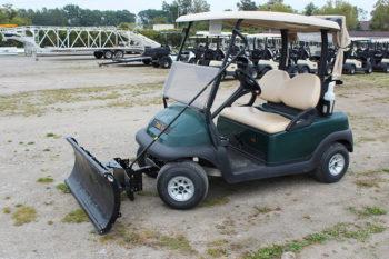Golf Cart Plows